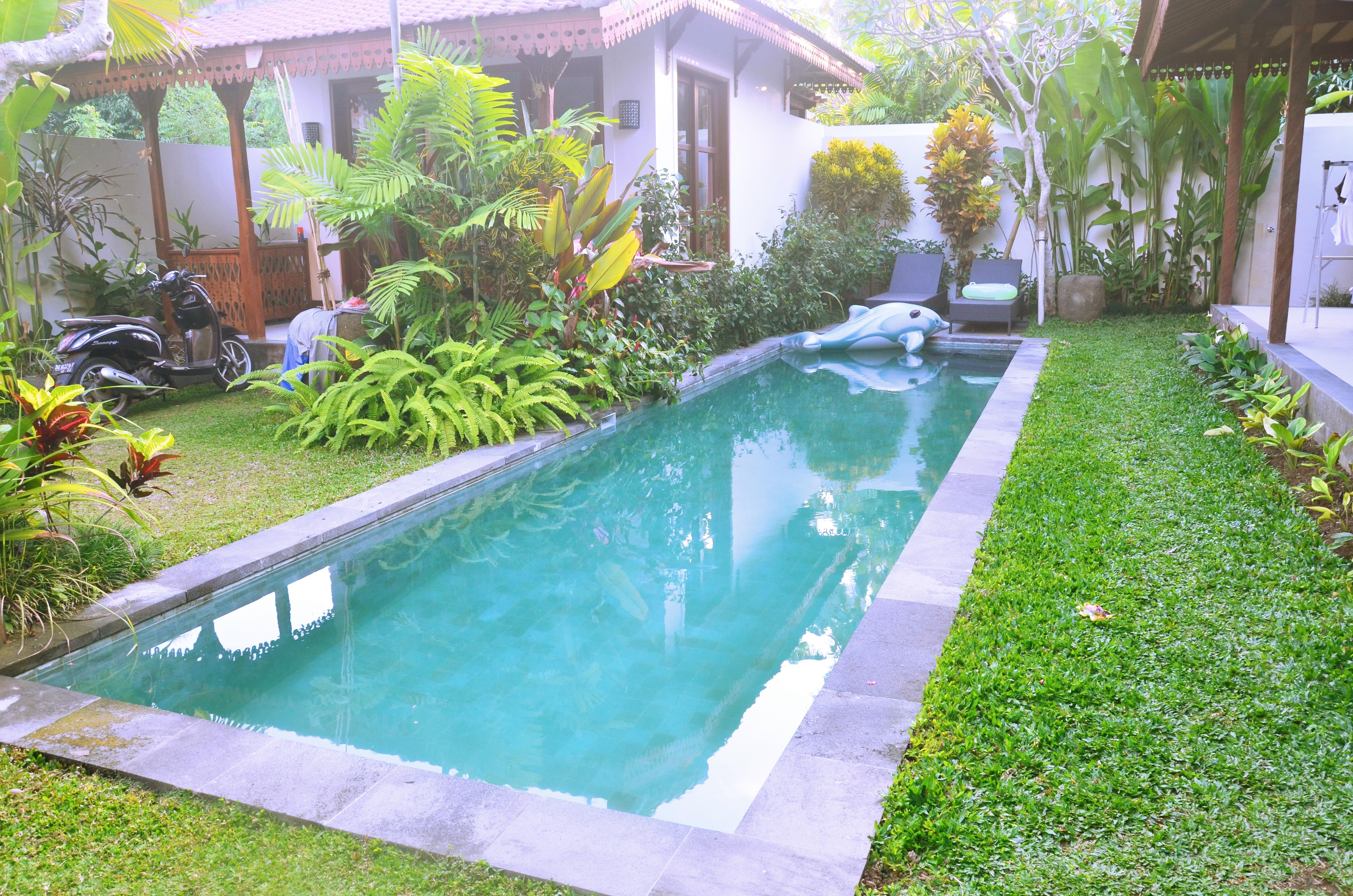 Bazén dovolená na Bali Asijo