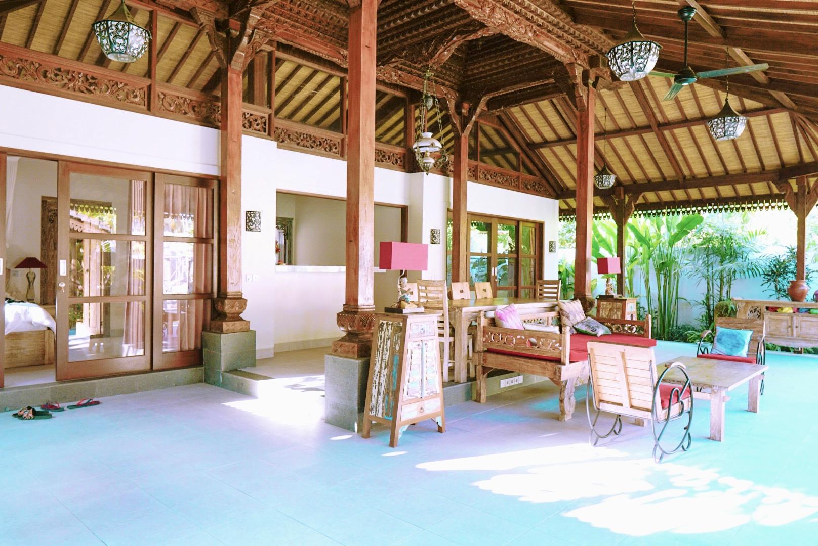 Vila na Bali Asijo